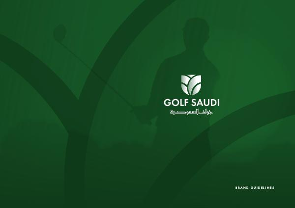 Brands Guideline Samples P54 Golf Saudi - Branding Developemnt 2019