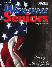 Wiregrass Seniors Magazine July 2017