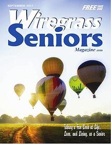 Wiregrass Seniors Magazine September 2017