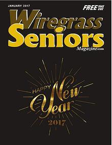 Wiregrass Seniors Magazine January 2017