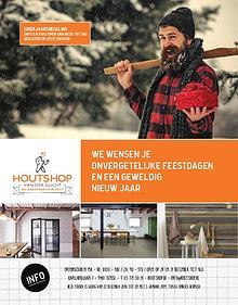 Houtshop magazine - Winter 2018
