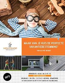 Houtshop zomer 2019