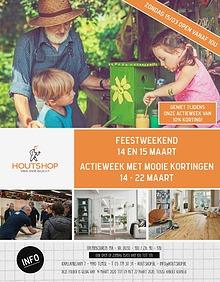 Houtshop magazine - Lente 2020