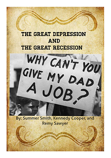 Great Depression & Recession