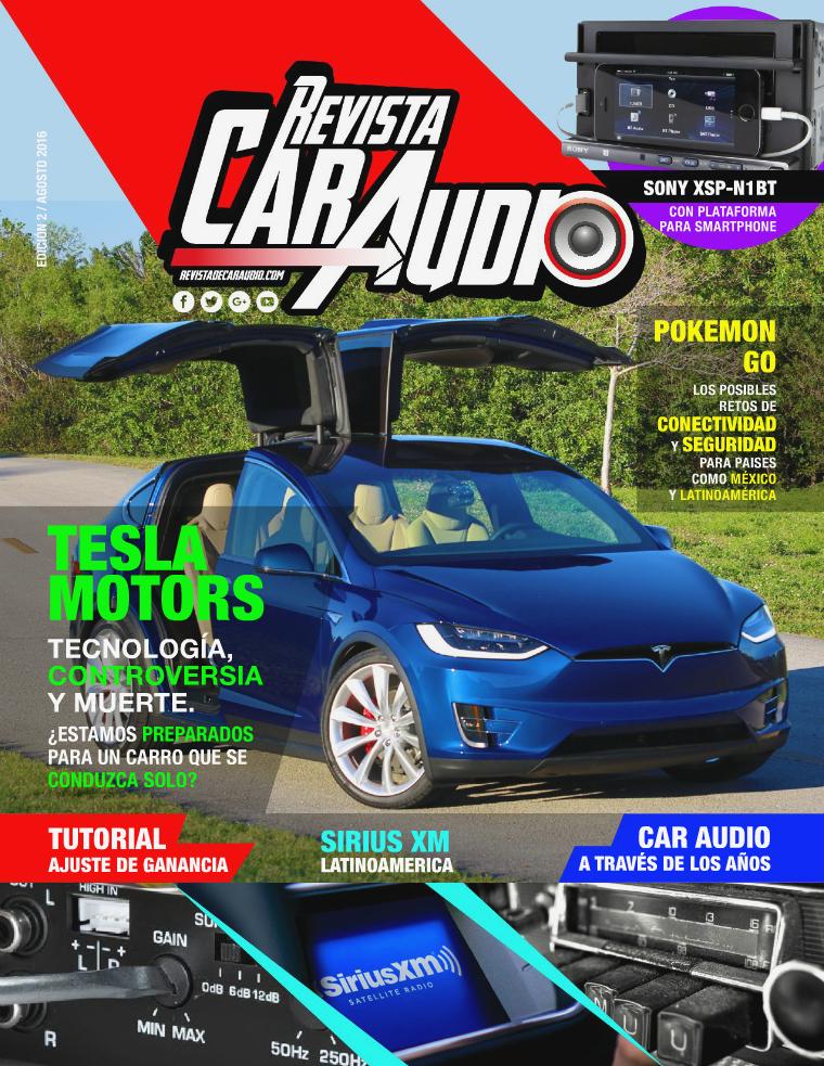 Revista Car Audio Audioonline Agosto 2016