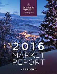 2016 Year End Market Report - Park City, Utah Real Estate