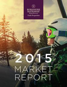 2015 Year End Market Report - Park City, Utah