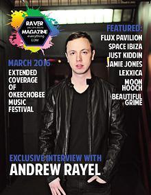 Raver Magazine - March Edition 2016