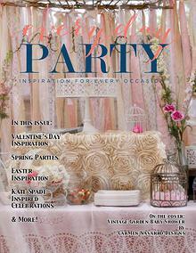 Everyday Party Magazine Spring 2016