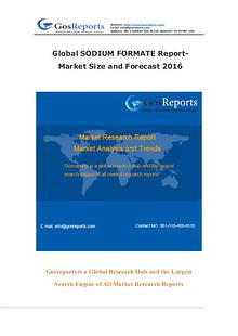 Global Sodium Formate Report-Market Size and Forecast 2020