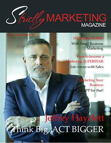 Strictly Marketing Magazine March/April 2016