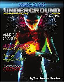 Streaming Underground Magazine