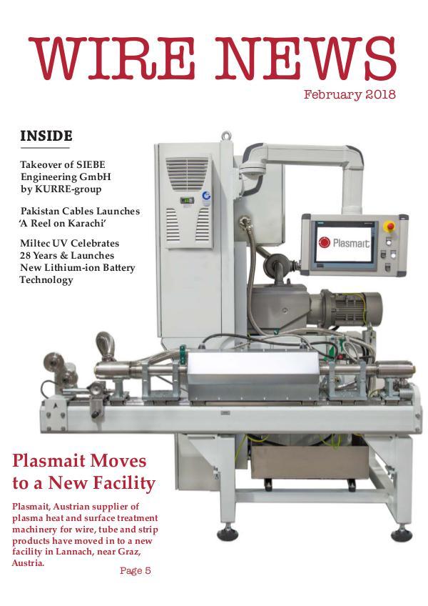 WIRE NEWS WN February 2018
