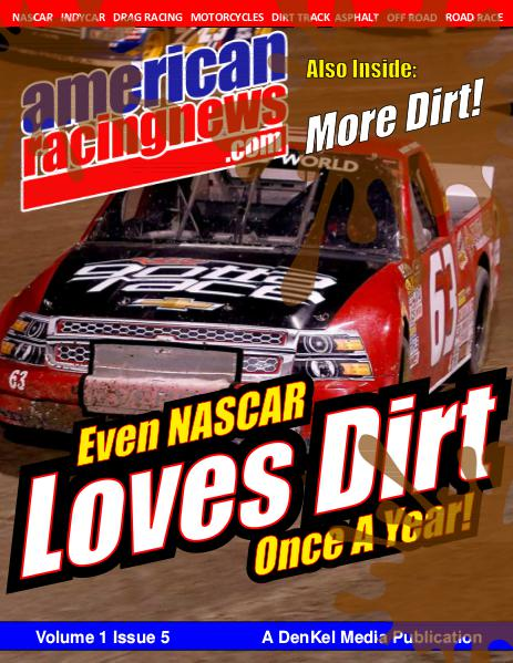 American Racing News Vol 1, Issue 2 Issue 5
