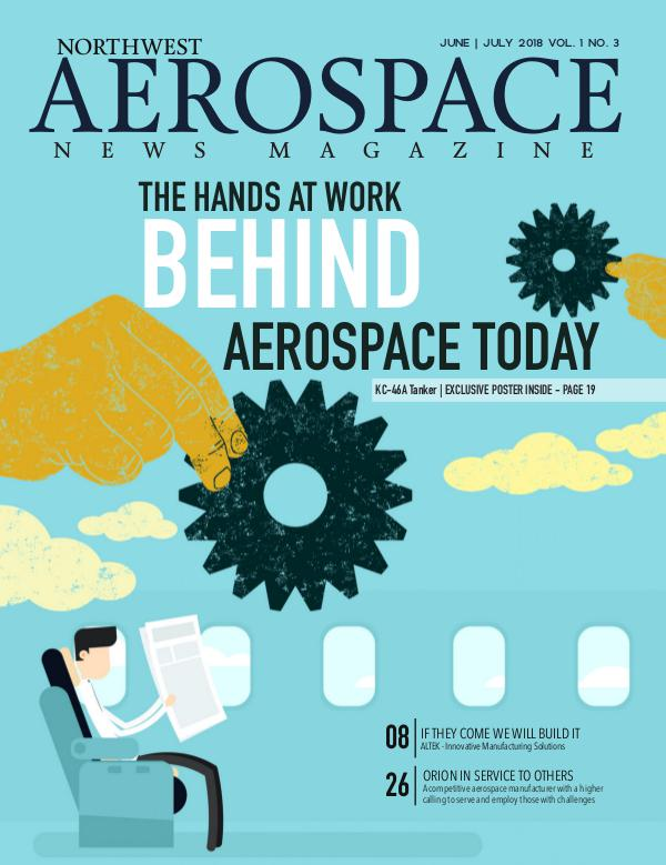 Northwest Aerospace News June   July Issue No. 3