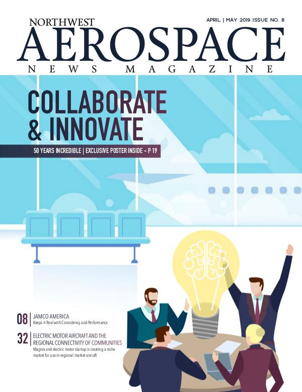 Northwest Aerospace News April   May 2019 Issue No. 8
