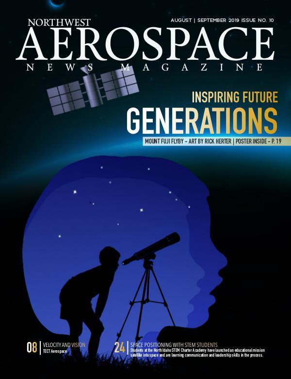 Northwest Aerospace News August | September Issue No. 10