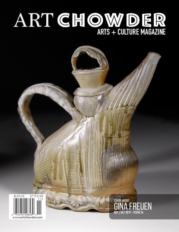 Art Chowder November | December, Issue 24