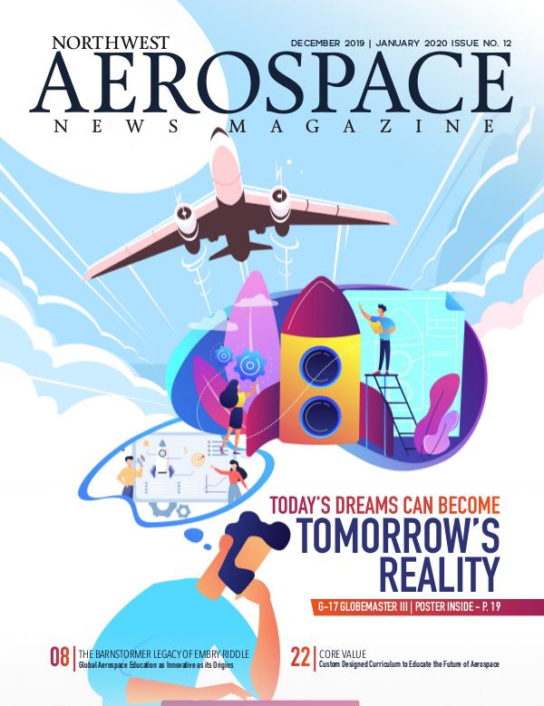 Northwest Aerospace News December | January Issue No. 12