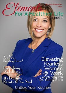 Read Elements For A Healthier Life Magazine
