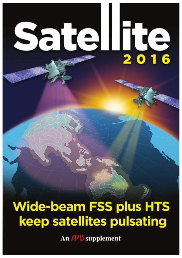 Asia-Pacific Broadcasting (APB) Satellie Special Supplement 2016