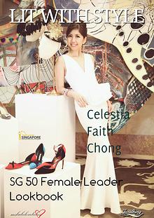 SG 50 Female Leaders Digital Stories Lookbook Of Celestia