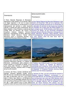 Alternanza scuola-lavoro 4M liceo Vian di Bracciano