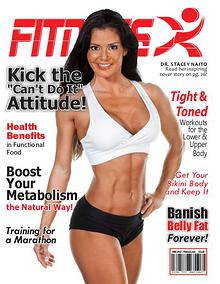 FitnessX Magazine for June 2012