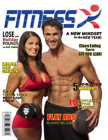 FitnessX Magazine January 2012