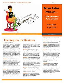 Revues Galore Presents.... Issue 2
