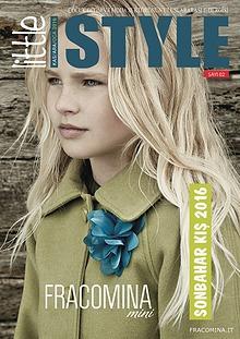 Little Style Dergisi | ÇOCUK.MODA.TREND
