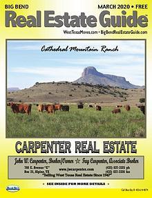Big Bend Real Estate Guide