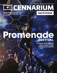 Cennarium Backstage