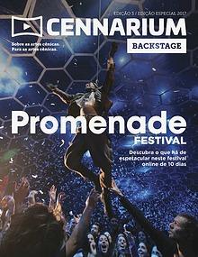 Cennarium Backstage - Brasil