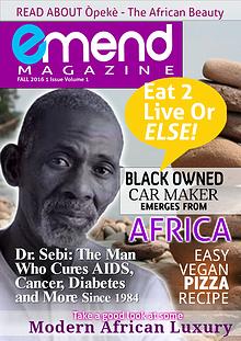 Emend Magazine