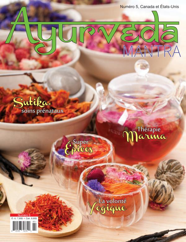 Ayurveda Mantra (French) Issue 5