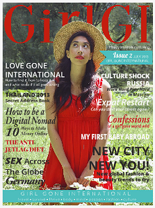 GirlGI | Girl Gone International