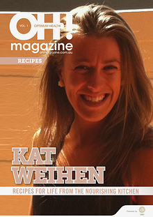 Recipes for Life from the Nourishing Kitchen