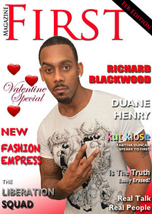 First Magazine