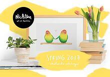 Nic Allan Wholesale Catalogue Spring 2017