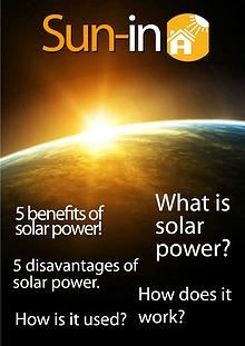 Sun-in Magazine