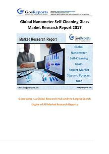 Global Nanometer Self-Cleaning Glass Market Research Report 2017
