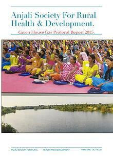 Sustainability Report Anjali Hospitals