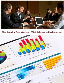 The Growing Acceptance of MBA Colleges in Bhubaneswar