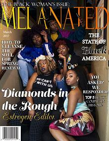 March 2017 Issue 2: The Black Woman's Issue