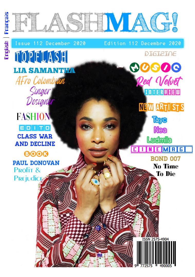 Flashmag Digizine Edition Issue 112 December 2020