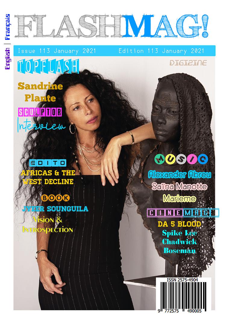 Flashmag Digizine Edition Issue 113 January  2021
