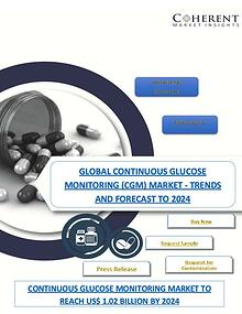 GLOBAL CONTINUOUS GLUCOSE MONITORING (CGM) MARKET - TRENDS AND FORECA