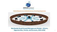 Worldwide Cloud Firewall Management Market Forecasts 2016-2022