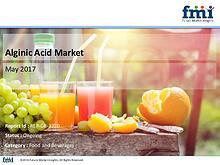 Alginic Acid Market Growth, Demand and Key Players to 2027